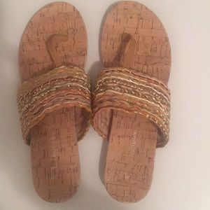 Sandals with beautiful design
